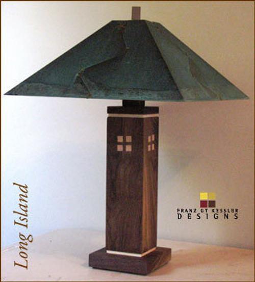 The Long Island Lamp