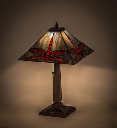 Prairie Dragonfly Table Lamp 26290-M