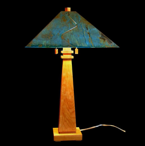 1904 Mission Table Lamp