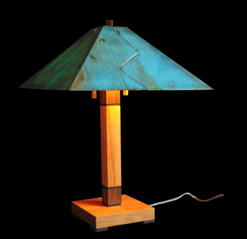 """The Chicago 26""""H Table Lamp"""