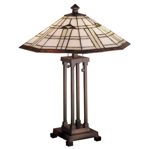 Arrowhead Mission Table Lamp 50281-M