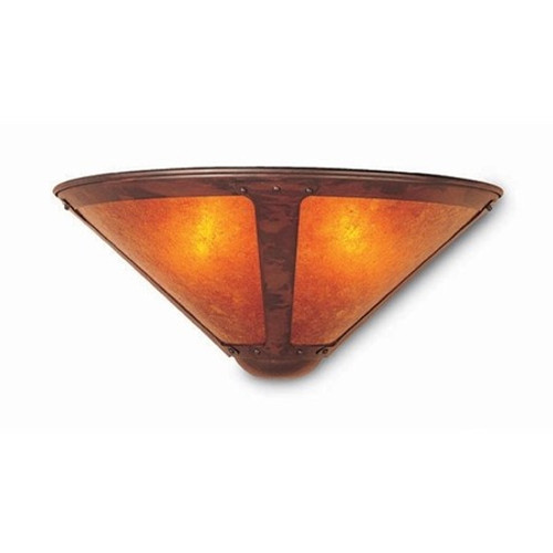The Mica Lamp Company Wall Sconce ML120