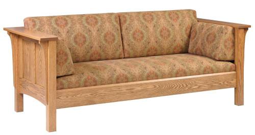 The Shaker Panel Sofa 16-QF-75