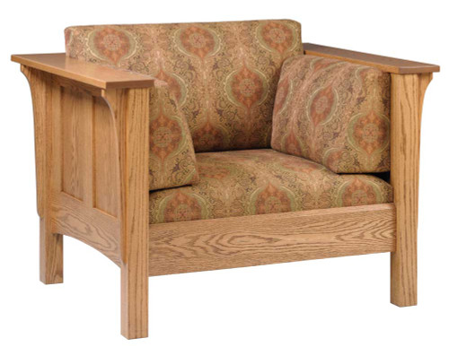 The Shaker Panel Chair 16-QF-75