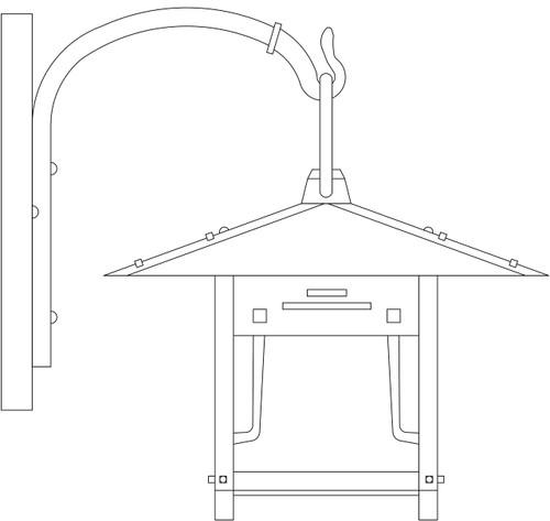 Pagoda PDB-9