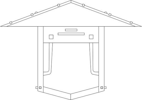 Pagoda PDW-17