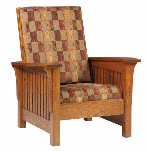 Mission Spindle Chair 15-QF-00