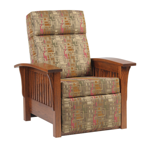 Mission Spindle Recliner 66-QF-00