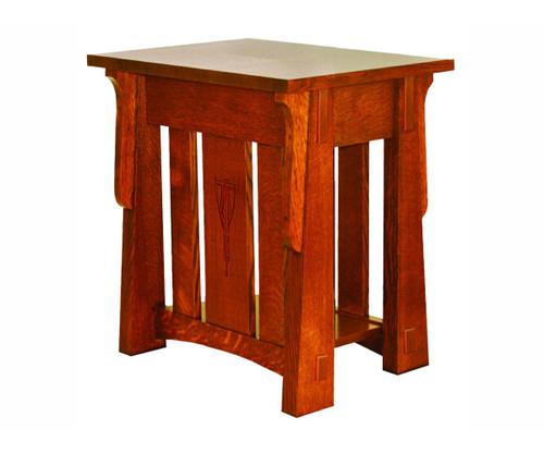 Aurora Crofter End Table - 8X-2006