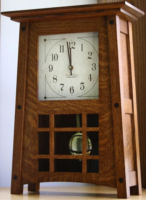 McCoy Mantle Clock #307-BH