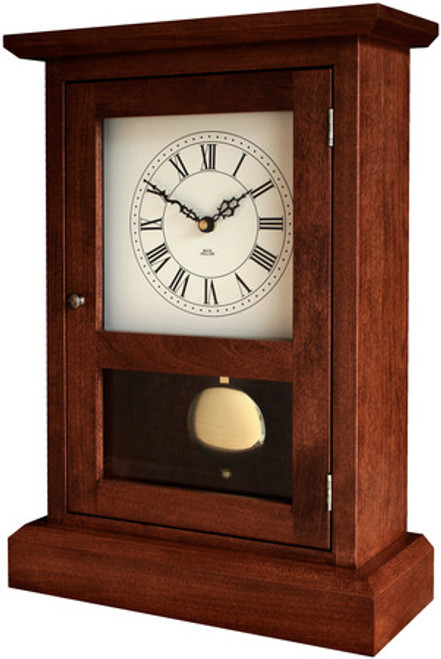 Shaker Mantle Clock #303-BH