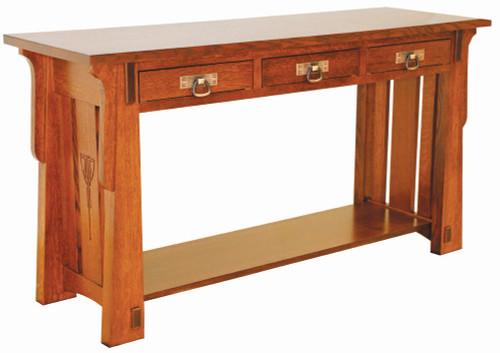 "Aurora 54"" Sofa Table ACW-1854"