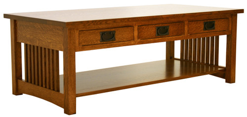 American Mission Coffee Table 8X-1010-TC