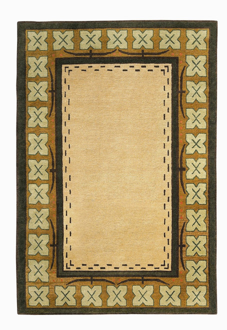 Craftsman Ivy Autumn Rug