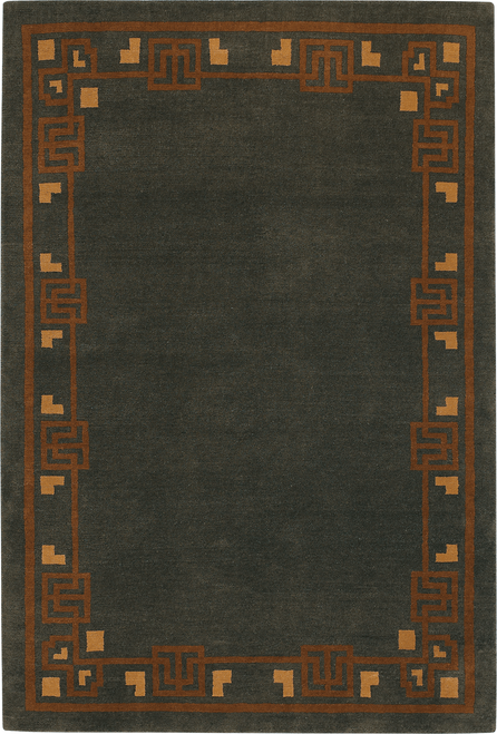 Craftsman Bungalow Spice Rug