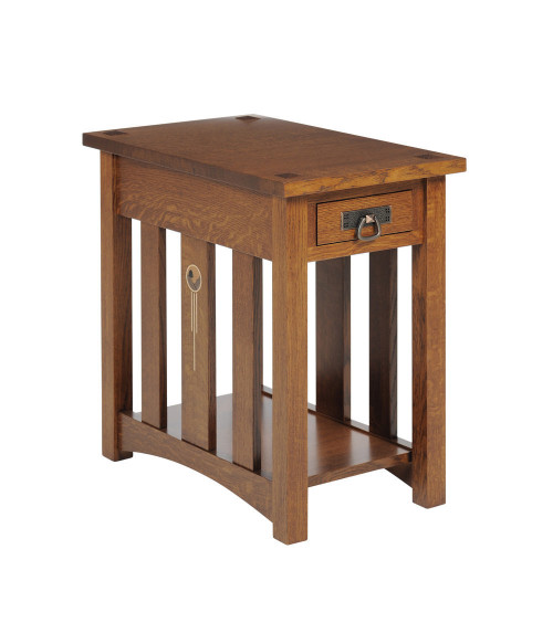"Craftsman 16"" x 26"" End Table CRW-1626"