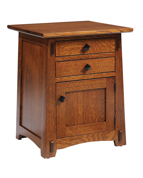 Olde Shaker Panel End Table 56-QF-00