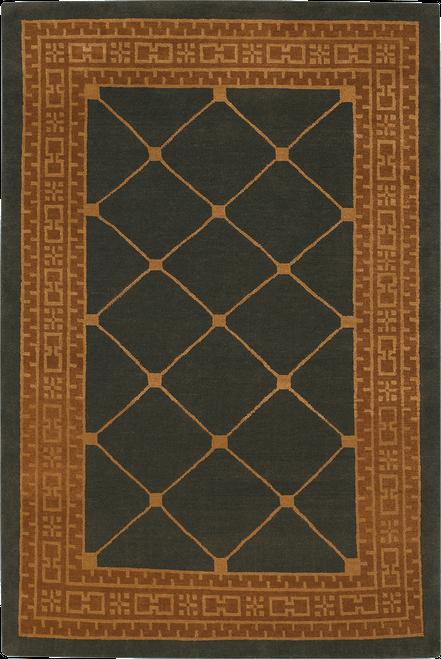 Craftsman Blanket Spice Rug