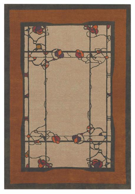 Craftsman Pasadena Ginger Rug