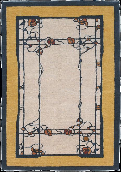 Craftsman Pasadena Parchment Rug