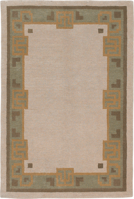 Craftsman Bungalow Buttercream Rug