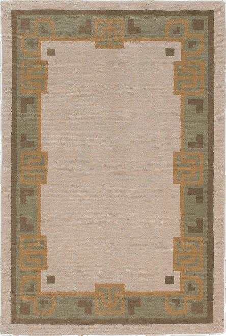 Craftsman Bungalow Buttercream Rug