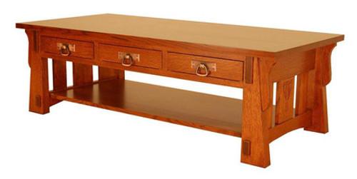 "30"" x 54"" Aurora Coffee Table ACW-3054"