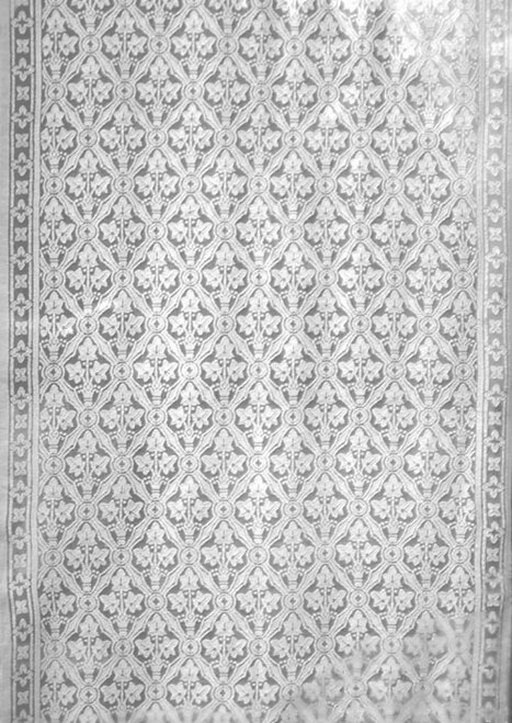 Brownstone Lace Curtain