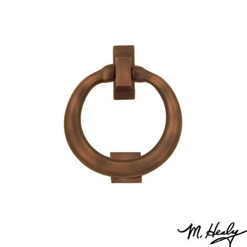 Ring Door Knocker Oiled Bronze