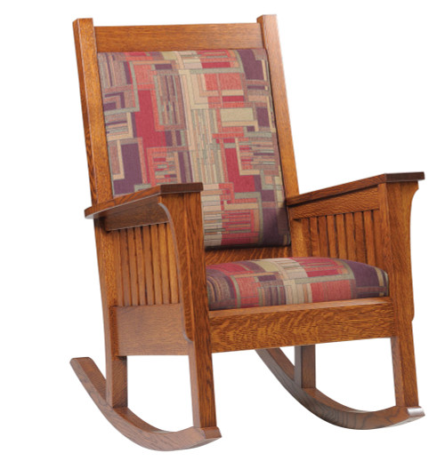 Mission Spindle Rocker 12-QF-00