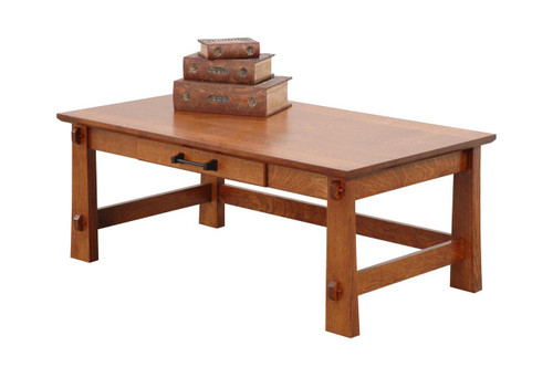 Ventura Arts and Crafts Coffee Table