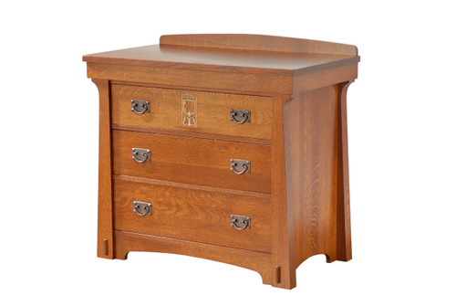 Black Mountain Bedside chest