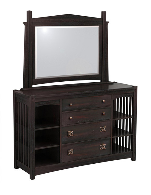 Mount Mitchell 4 Drawer Dresser