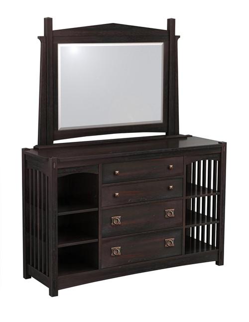 Mount Mitchell 4 Drawer Dresser