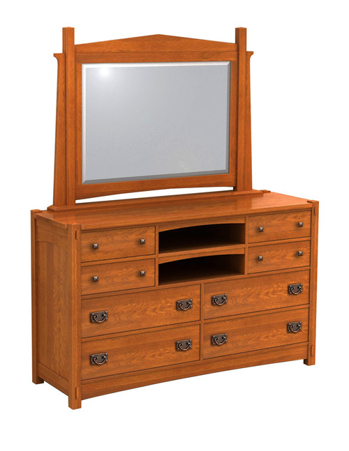 Mount Mitchell 8 Drawer Dresser