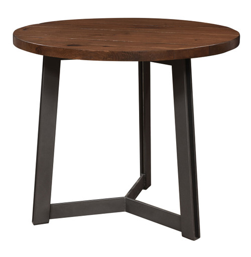 Barn Timber Round Design