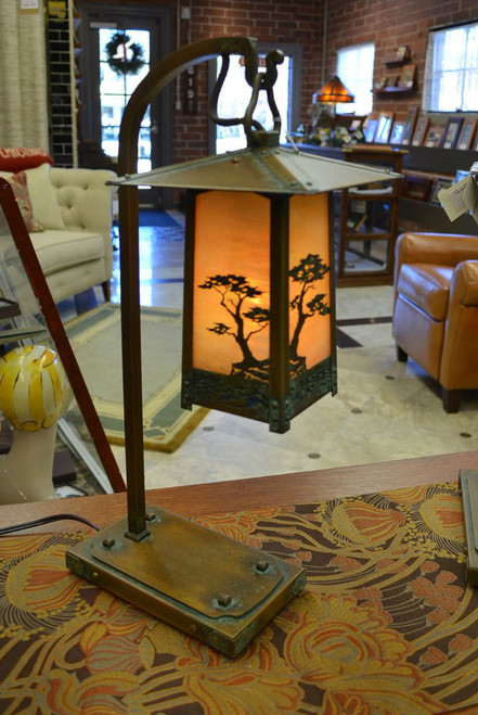 Monterey Cypress Table Lamp