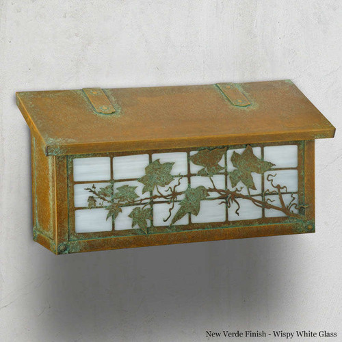 English Ivy Horizontal Mailbox