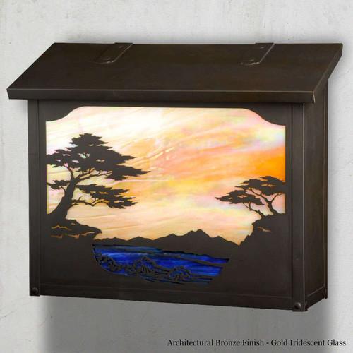 Monterey Cypress Large Mailbox