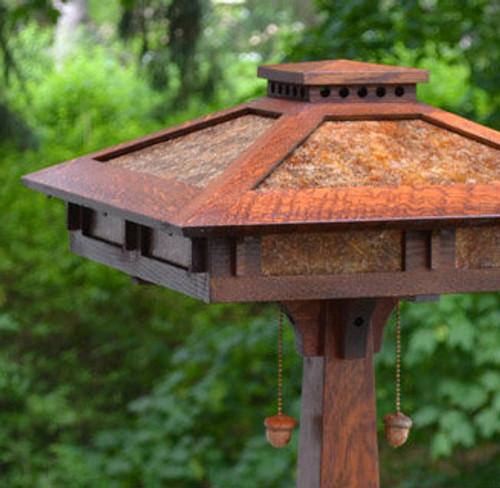 Craftsman Prairie Reading Lamp