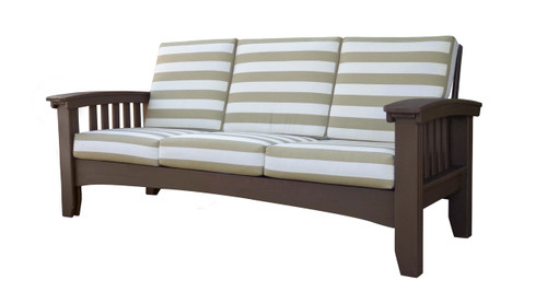 Mission Outdoor Sofa