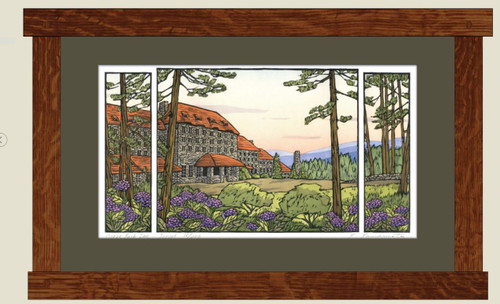 The Grove Park Inn Print