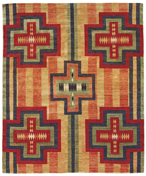 Chief Blanket Rug 5A