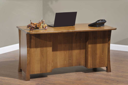 "Woodbury 60"" Executive Desk 15-YT-60"