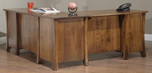 Woodbury L Desk