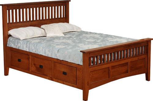 Guttenburg GB-1519Q Bed