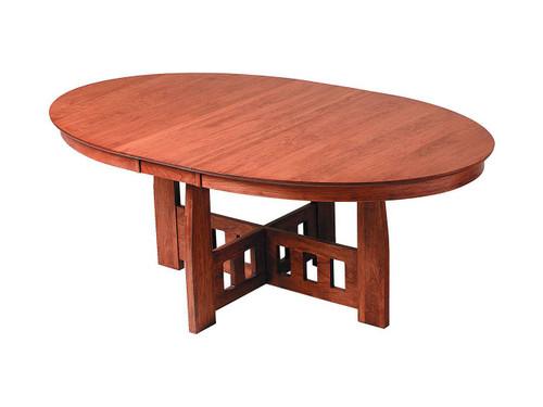 Hill House Elliptical Table 22018
