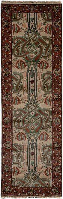 Celtic Knot Hall Runner PC-40B
