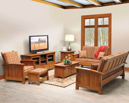 Olde Shaker Living Room Set