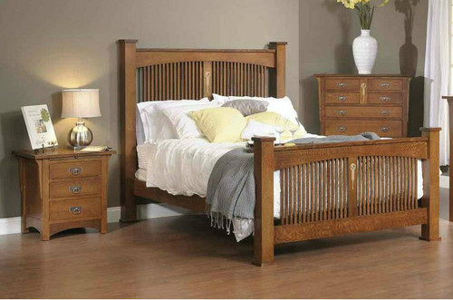 Fine Mission Bedroom Furniture Sets For Sale Mission Motif Beutiful Home Inspiration Ommitmahrainfo